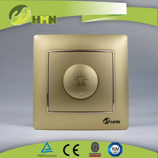 China Ce Tuv Cb Certified European Standard Colorful Plate Gold