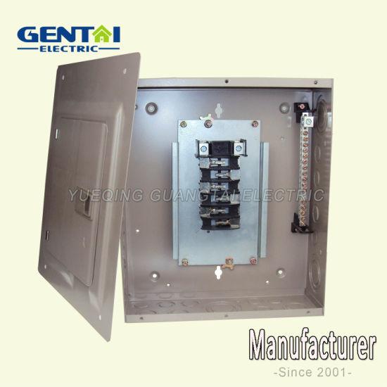 China Ch12l125f Ch Type Plug Breaker Box