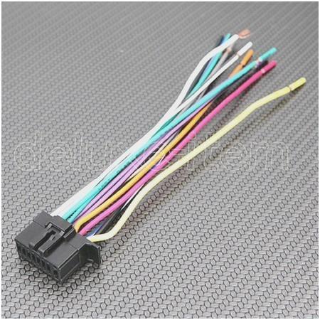 Color Wiring Diagram Pioneer Deh 245