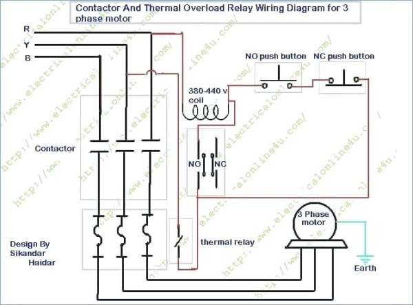 on 5 pole relay wiring diagram for lights