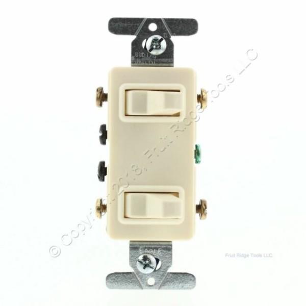 Cooper Almond Dual 3