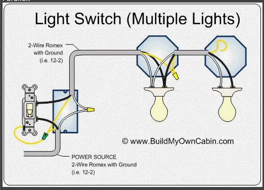 D How Wire Multiple Ceiling Lights Barn Lights How To Wire A