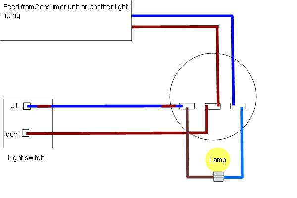 D Problem Changing Light Switch Switch Loop How To Wire Up A Light