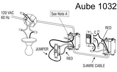 Digital Timer Wiring Diagram