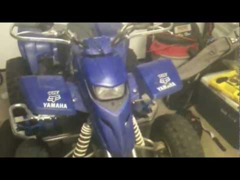 Diy Yamaha Blaster Headlight