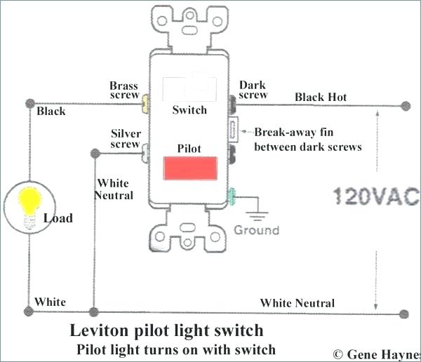 How To Wire A Double Light Switch