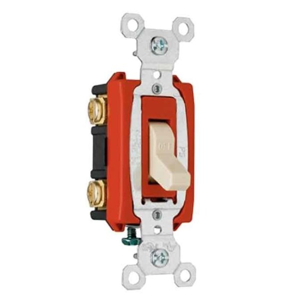 Single Pole Double Throw Light Switch