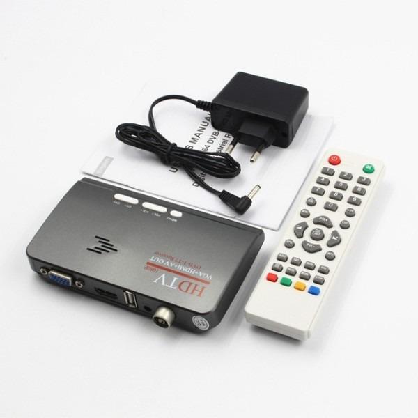 Dvb T Dvb T2 Tv Tuner Receiver Dvb T T2 Tv Box Vga Av Cvbs 1080p