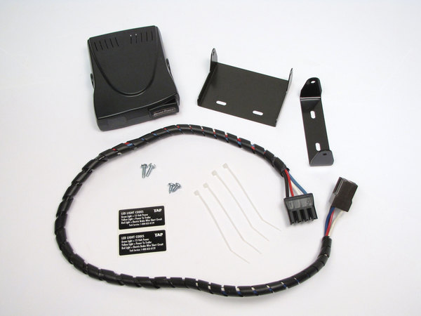 Electric Trailer Brake Controller Kit For Lr3, Lr4 And Range Rover