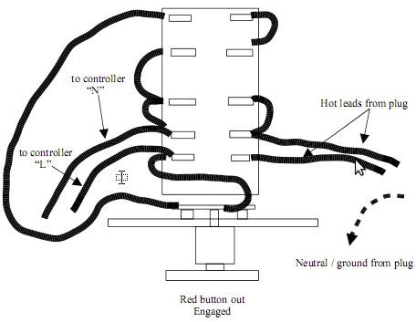 110 Volt Wiring Diagram