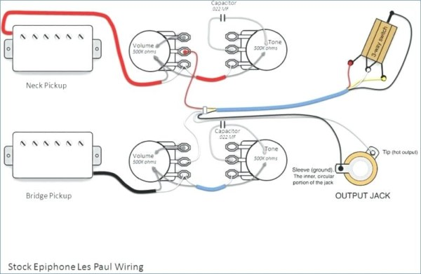 Epiphone Les Paul Wiring Schematics With Wiretapping For