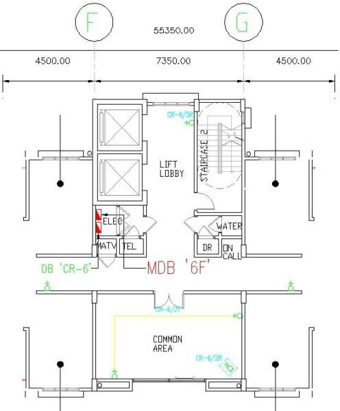 Floor Wiring Diagram