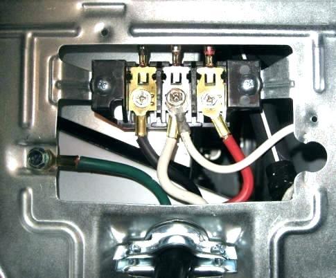 four_prong_dryer_cord_4_prong_dryer_receptacle_wiring_diagram_4_6  Circuit Terminal Lamp Socket Wiring Diagram on
