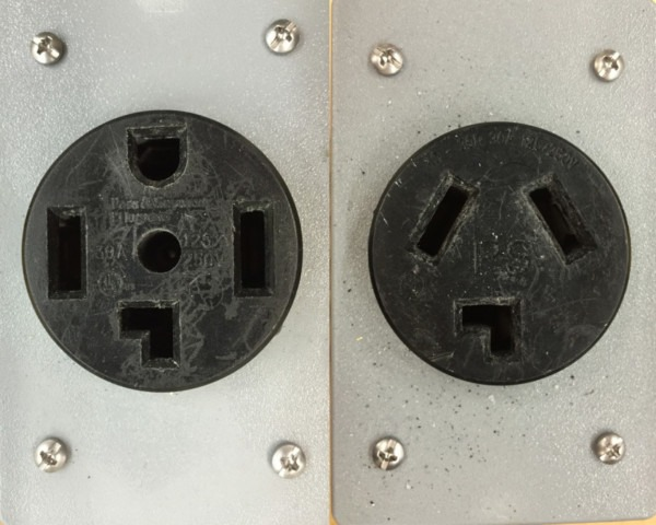 4 Prong Dryer Plug