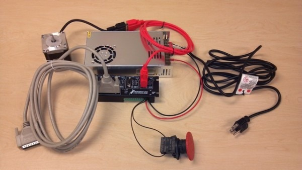 G540 Nema 23 Wiring Instructions