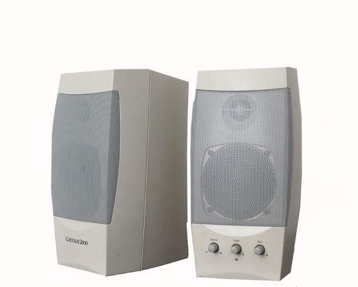 Gateway 2000 Audio Sound Computer Speakers