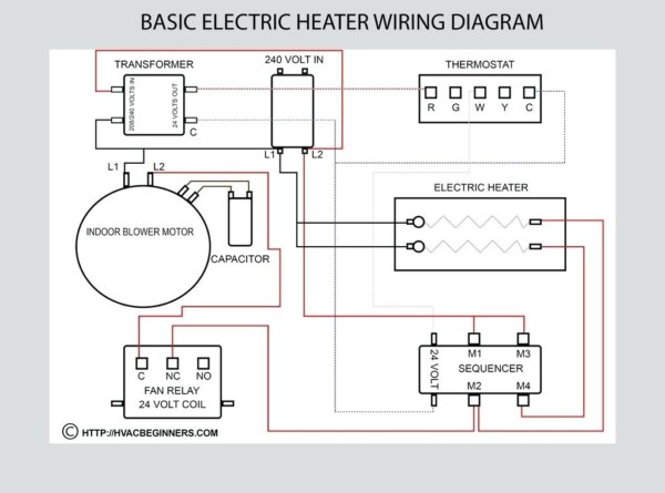 Heat Only Furnace Wiring
