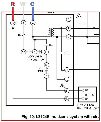 Help With Triple Aquastat Wired Incorrectly To Thermostat