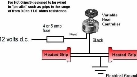 Hot Grips Wiring Diagram