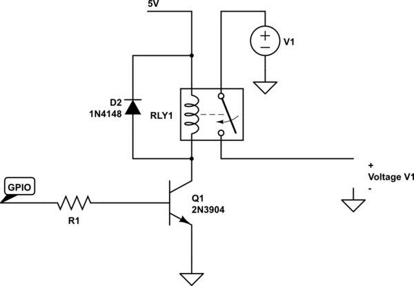 How To Connect A Pulled Motor From A Printer To Breadboard And