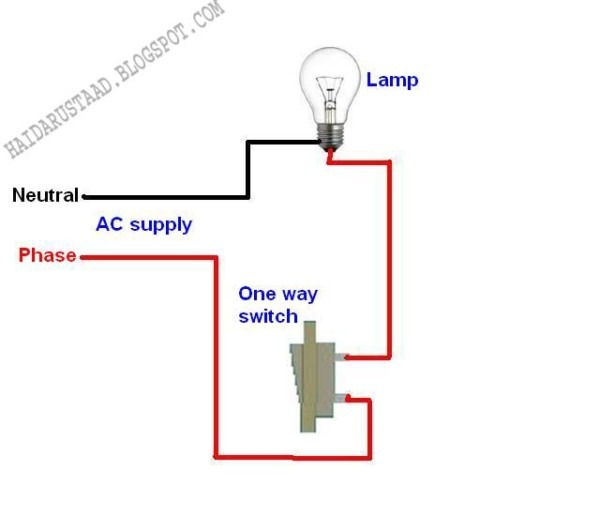 How To Control One Lamp (bulb) By One