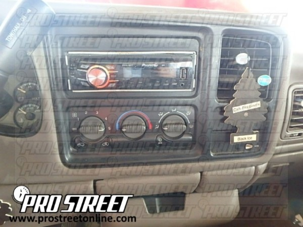 2007 Gmc Sierra Radio Wiring Diagram