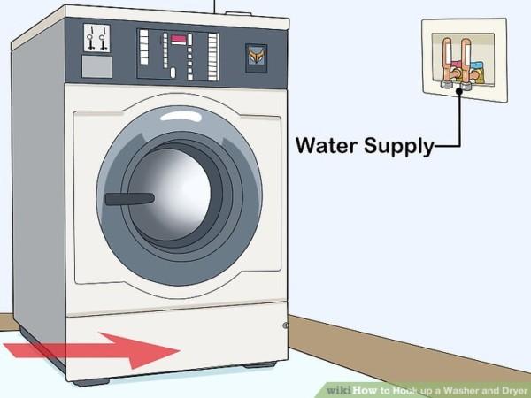 Clothes Dryer Hookup