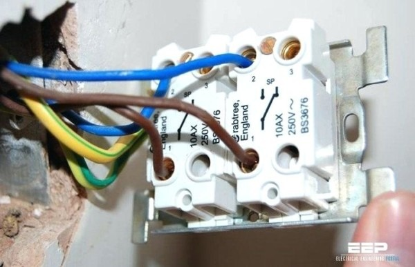 2 Gang Dimmer Switch Wiring