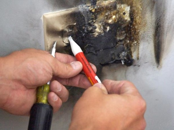 How To Replace An Electrical Outlet Receptacle