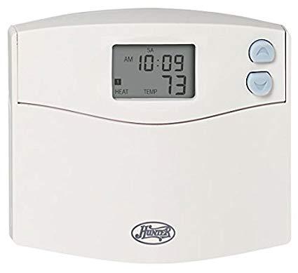 Hunter 44110 Set & Save Programmable Thermostat