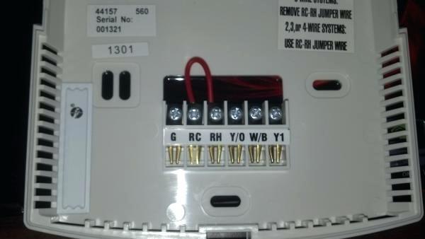 Hunter Fan Thermostat 44260 Heat Pump Diagram Show 7 Enter Image