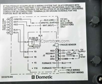 Hunter Programmable Thermostat Wiring Diagram