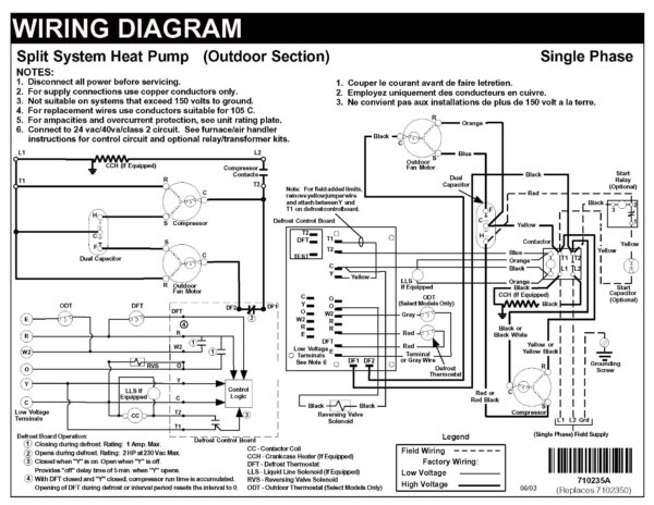 Lennox Heat Pump Wiring Diagram