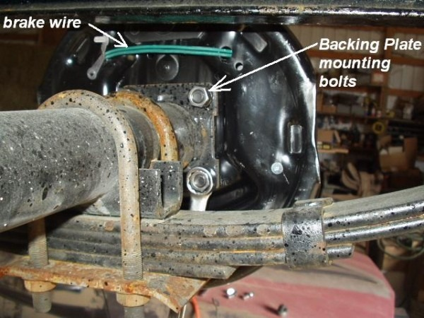 Connecting Electric Trailer Brakes
