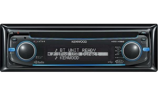 Kenwood Excelon Kdc