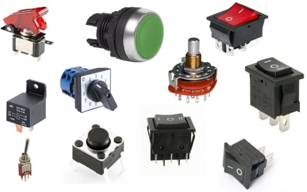 Know About Different Types Of Switches And Their Applications