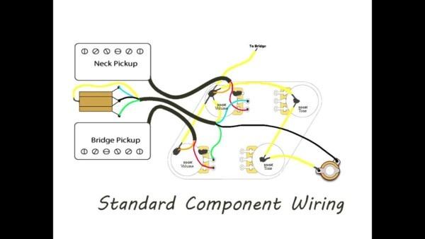 Les Paul Custom Wiring Diagram