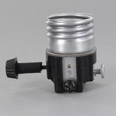 Leviton 3 Terminal Turn Knob Lamp Socket Interior For Wiring
