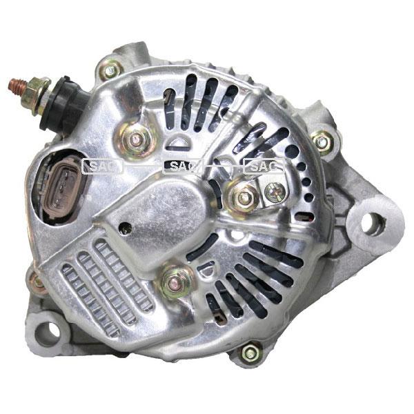 Lexus V8 Alternator Wiring Diagram