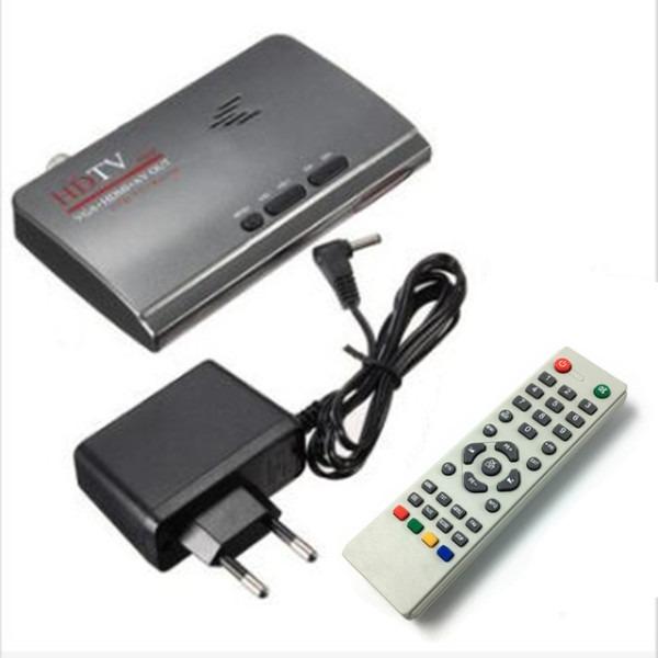 Lnop Dvb T2 T Tv Box Digital Terrestrial Hdmi 1080p Vga Av Cvbs