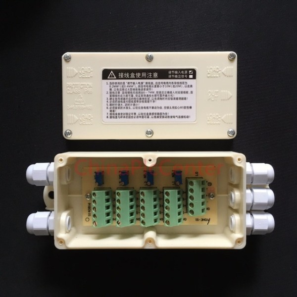 5 Wire Junction Box