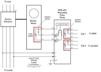 Low Voltage Relay Wiring