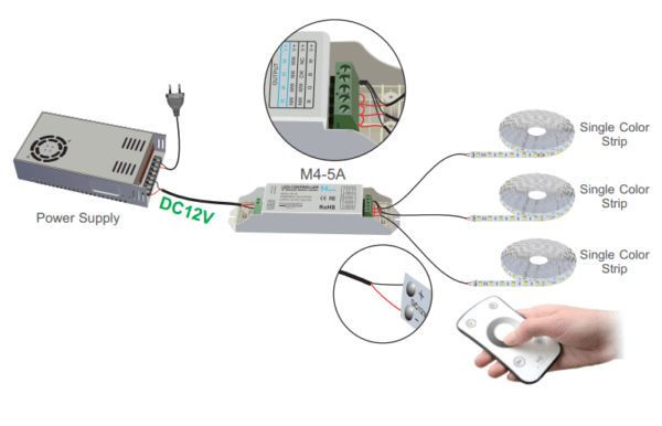 Led Dimmer Switch Wiring Diagram
