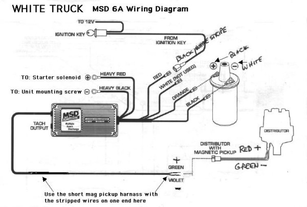 Msd Street Fire Wiring Diagram