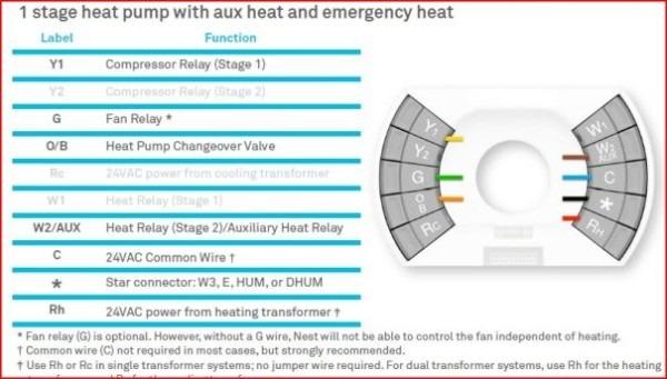 Heat Pump Electrical Schematic