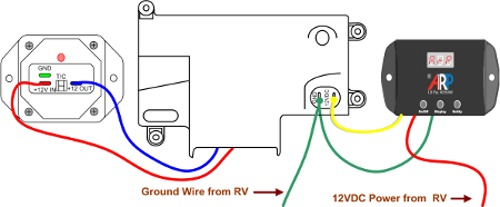 Norcold Refrigerator Wiring Diagram