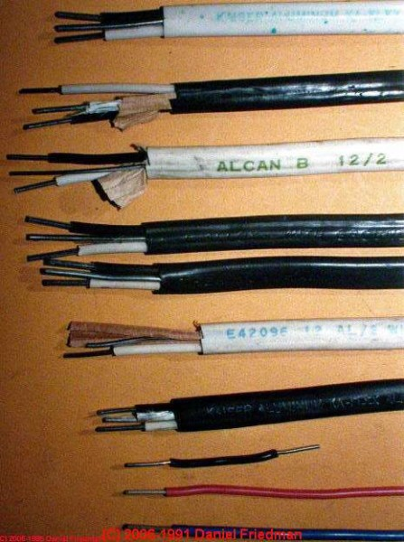Old House Wiring Types