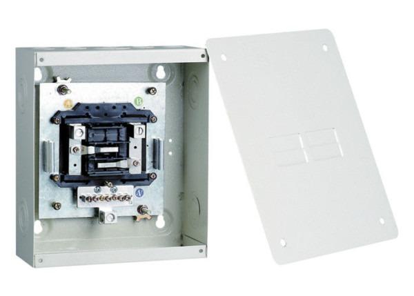 Outdoor Panel Box Electrical Distribution Panel For Plug
