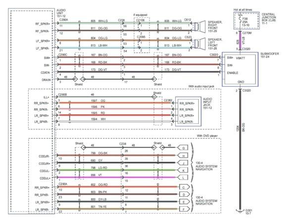 Sensational Pioneer Avh P6400Cd Wiring Diagram Wiring Digital Resources Otenewoestevosnl