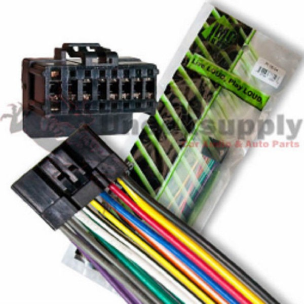 Pioneer Premier Wiring Harness